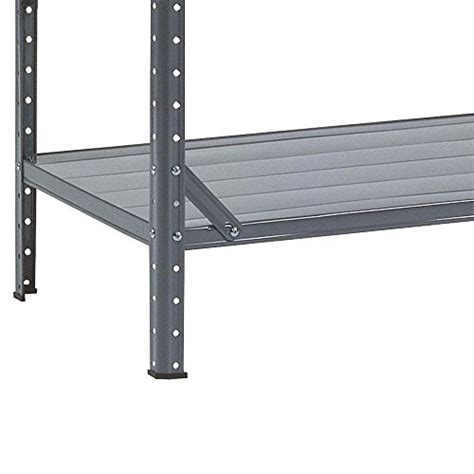 edsal hc30127 steel 7 shelf shelving unit 750 lb capacity