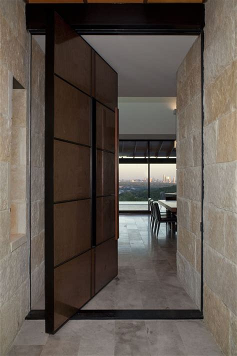 Front Door Contemporary Design Custom Design Contemporary Front Door