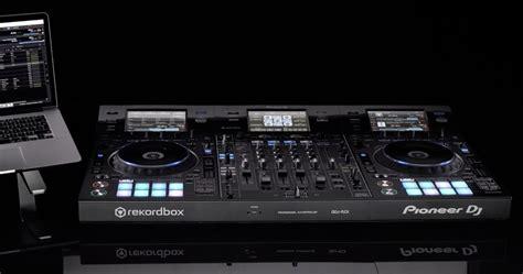 costo console dj ddj rzx is pioneer dj s new flagship controller