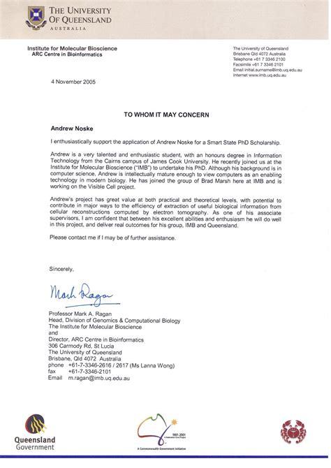 Recommendation Letter Lpdp 綷 綷 寘 劦綷
