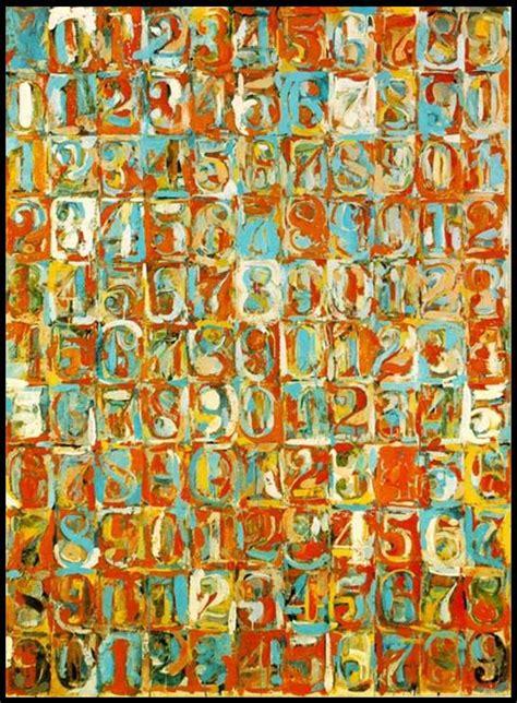 johns colors eliso mundo arte jasper johns