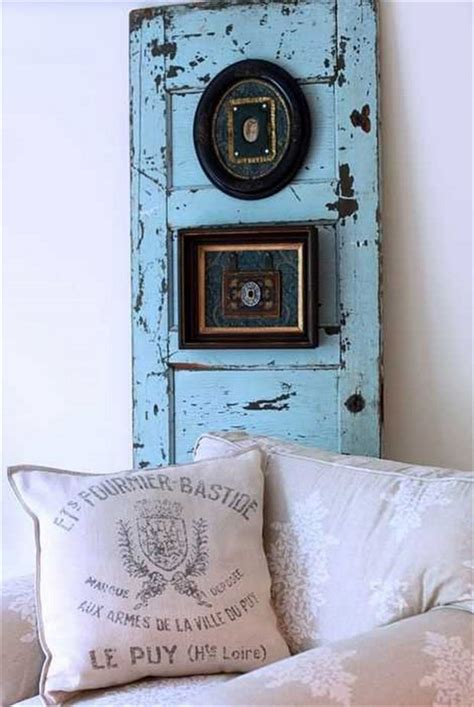 home decor doors recycling old wooden doors and windows for home decor