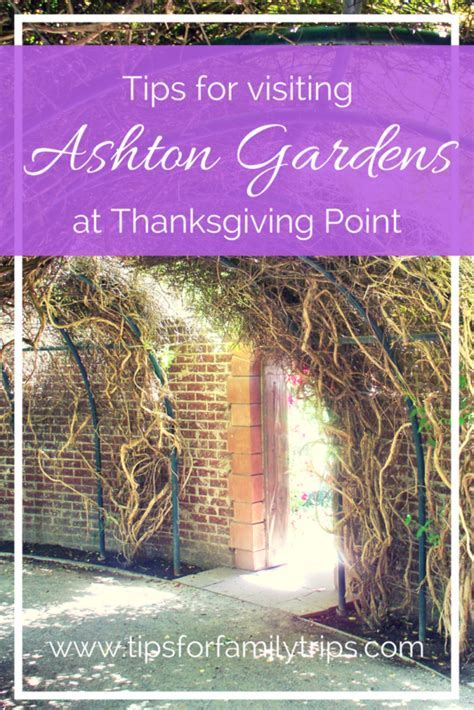 Find romance at Ashton Gardens at Thanksgiving Point