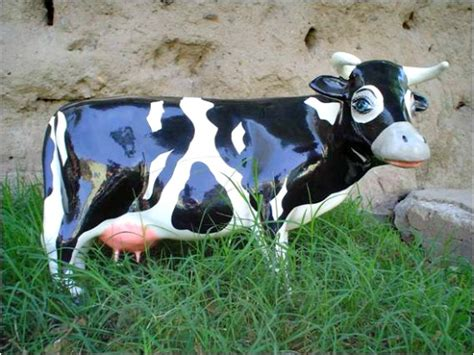How To Make A Paper Mache Cow - sermel cow