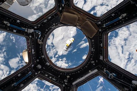 cupola iss create a space view gallery destination space