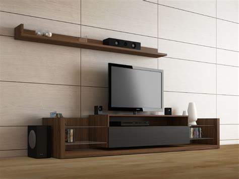 meteor home entertainment unit contemporary