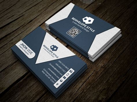 blue business card template psd 300 best free business card psd and vector templates