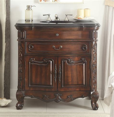 36 quot solid wood classic style madison bathroom sink vanity