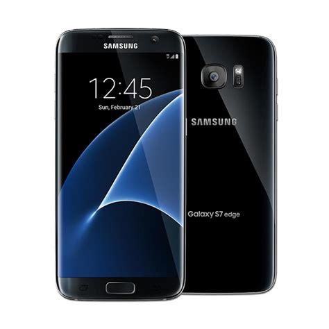 Harga Samsung S7 Edge Ram 4gb jual samsung s7 edge smartphone black 32gb 4gb