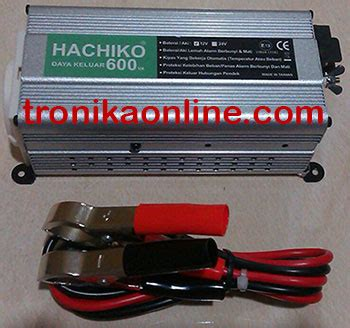 Harga Inverter Mobile Power inverter dc ac hk 600va