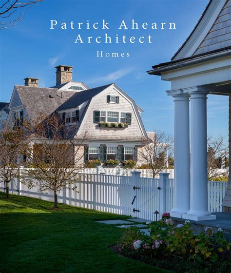 Patrick Ahearn | win an autographed book patrick ahearn architect
