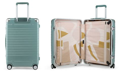 design milk luggage arlo skye x sight unseen luggage is a jettsetter s dream