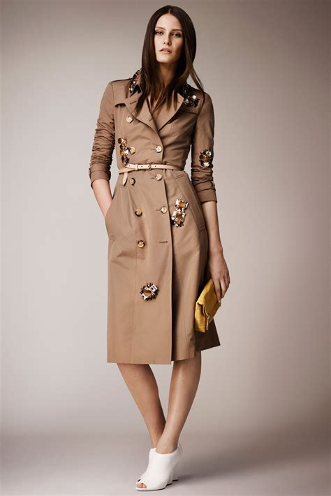 burberry prorsum resort vintage story s clothing 2018
