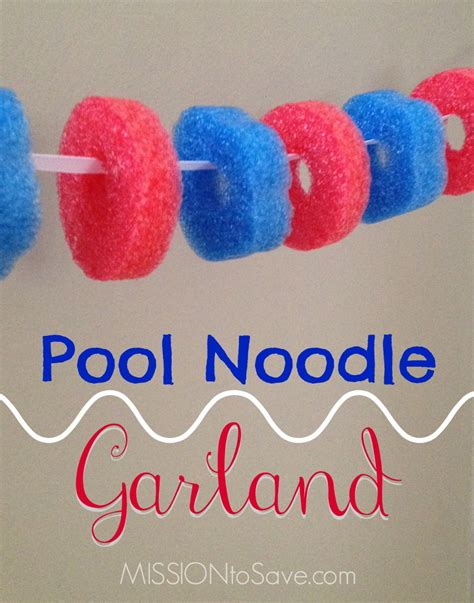 alternative uses for pool noodles roundup creative diy