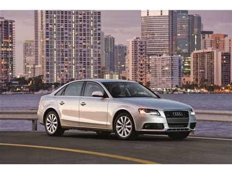 2011 audi a4 price 2011 audi a4 prices reviews and pictures u s news