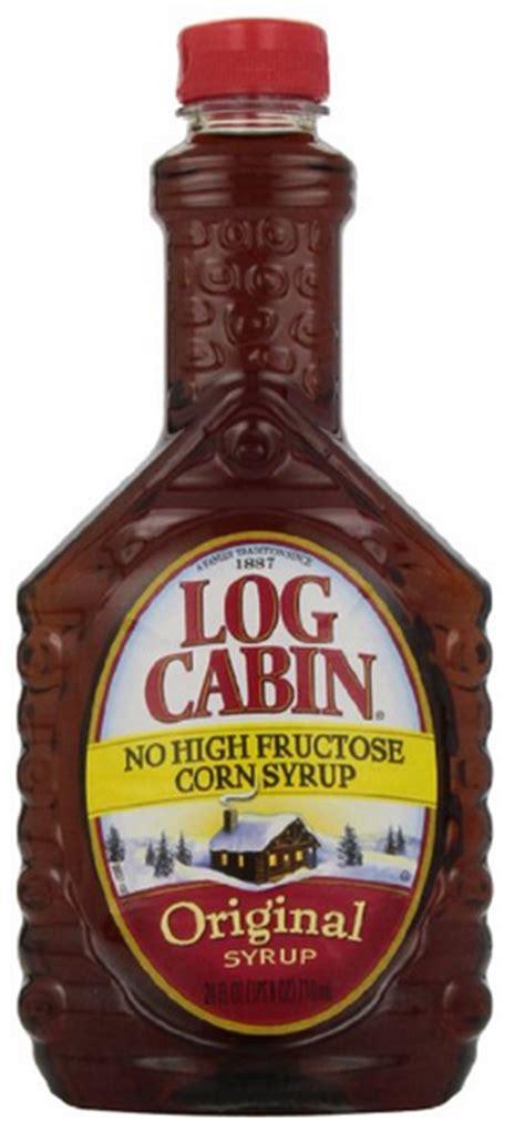 Log Cabin Pancake Syrup by Log Cabin Syrup