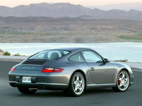Porsche Carrera S 997 by Porsche 911 Carrera S 997 Specs 2004 2005 2006 2007