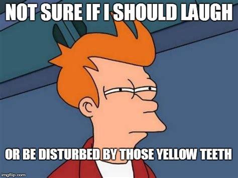 Yellow Teeth Meme - image tagged in donald trump imgflip