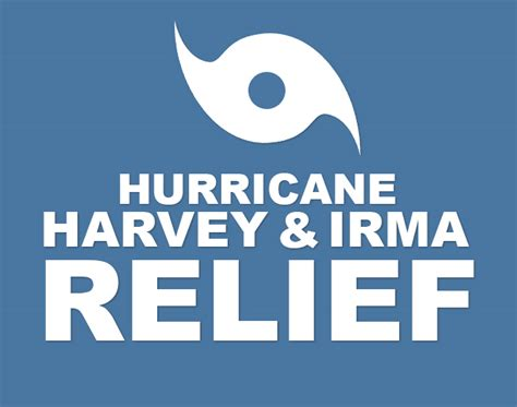 hurricane irma donations hurricane harvey relief wqxa fm