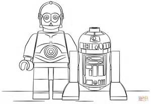 r2d2 coloring pages lego r2d2 and c3po coloring page free printable coloring