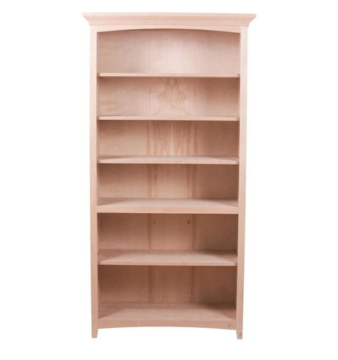 40 Inch High Bookshelf 40 Inch Center Wall Units Simply Woods