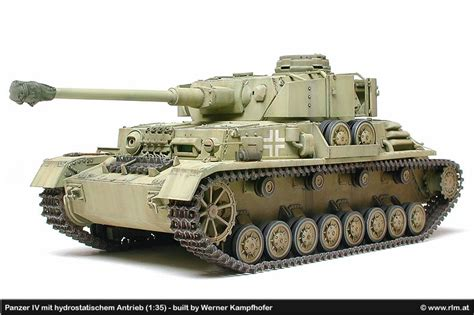 panzer iv the luftwaffe in scale panzer iv with hydrostatic drive