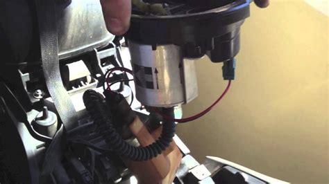 fuel pump bmw gs youtube