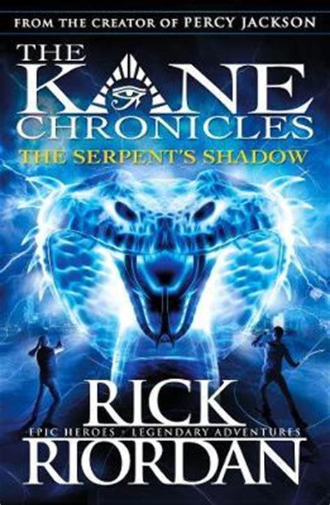 Diskon Novel The Serpent S Shadows Rick Riordan the serpent s shadow rick riordan 9780141335704