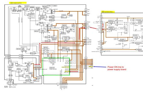 Power Lifier Panasonic tv power supply schematics tv free engine image for user