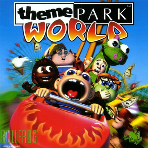 theme park worldwide theme park world sur pc jeuxvideo com