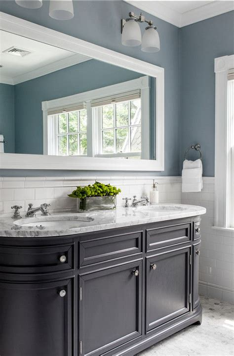 top 10 blue bathroom design ideas 1000 ideas about dark blue bathrooms on pinterest dark