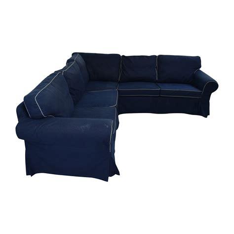 ikea ektorp sectional sofa 43 ikea ikea ektorp navy blue skirted sectional sofas