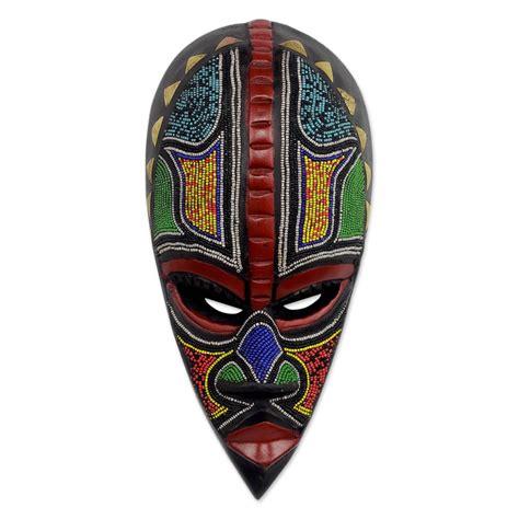 Be Proud Of Indonesia Batik Tribal Glow 1 novica masks proud hausa warrior products