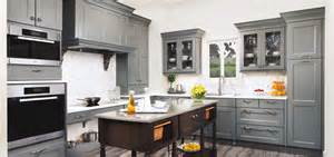 Grey Kitchen Cabinets by The Psychology Of Why Gray Kitchen Cabinets Are So Popular