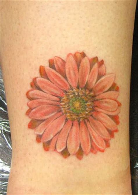 tattoo flower daisy daisy tattoo images designs