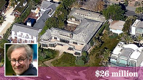 steven spielberg house steven spielberg s latest blockbuster is a 26 million home sale la times