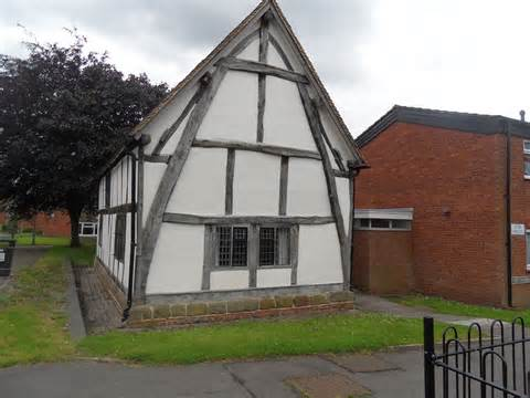 house house cruck house lichfield lore