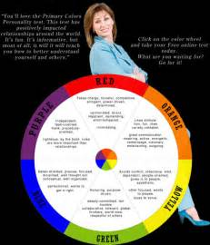 color personalities color personality test personality test photo 26306033