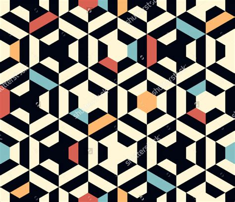 geometric shape pattern vector 26 geometric patterns free psd vector ai eps format