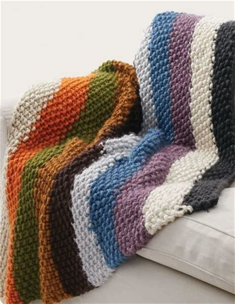Easy Patchwork Blanket - 1000 ideas about beginner knitting blanket on