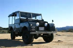 1955 land rover series one 86 inch for sale photos