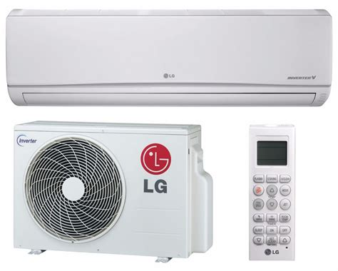 Ac Lg lg ls090hsv4 9000 btu 21 5 seer mini split air conditioner