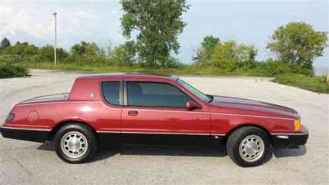 mercury cougar 1985 summary and conditionyou are looking at an 85 xr 7