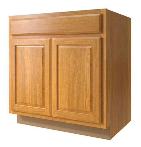 menards value choice cabinets value choice 33 quot huron oak standard 2 door 1 drawer base