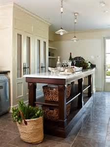 Open Kitchen Island by Kitchen Island Storage Ideas And Tips