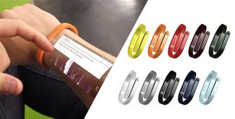 android bracelet futuristic android bracelet cicret feel desain