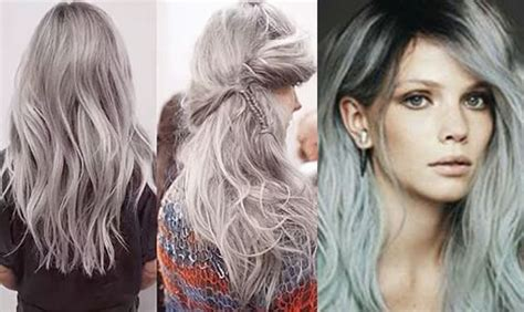 best drug store hair color to cover the grey how to get best silver hair dye your hair silver from