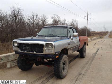 1993 dodge w250 cummins for sale armslist for sale 1993 dodge w250 cummins turbo diesel