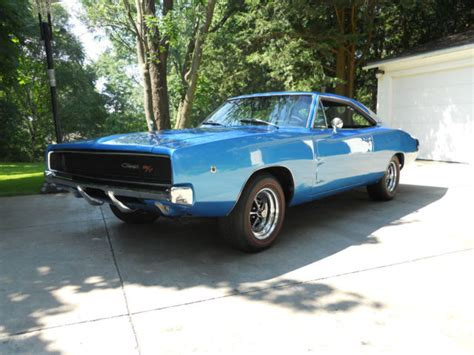 to 60 dodge charger 1968 dodge charger r t 440 4 speed 60 for sale