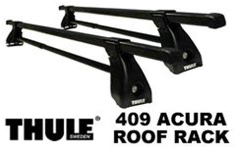 Acura Integra Roof Rack by Thule 409 Acura Integra Specialty Roof Rack
